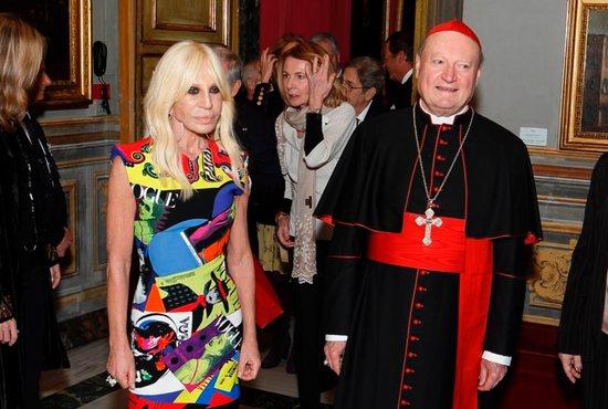 Religious-fashion icon