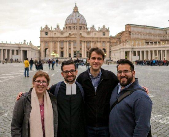 Pre-synod meeting