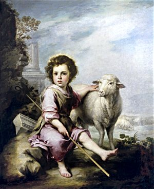 The Good Shepherd - Lost sheep