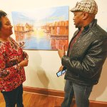 Environmental messages take shape in St. Paul art exhibit