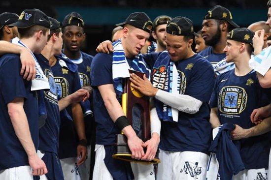 Villanova Wildcats win national championship