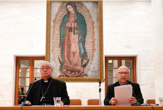 Every bishop in Chile offered his resignation to Pope Francis