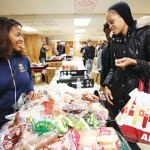 St. Vincent de Paul distributes food, invites prayer in Frogtown