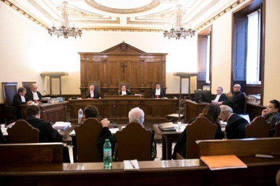 Vatican bank Embezzlement trial