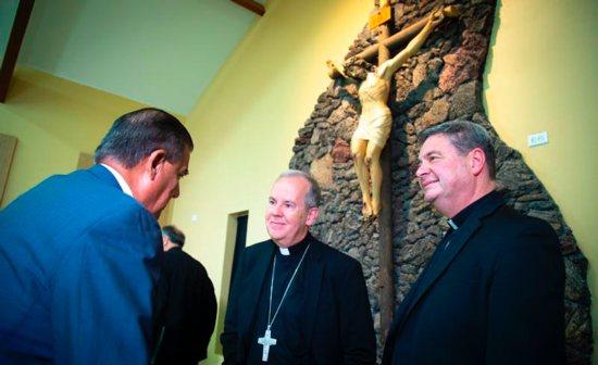 Bishops at the border