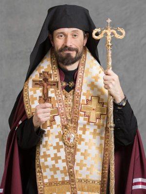 Bishop Milan Lach