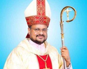 Bishop Franco Mulakkal of Jalandhar, India