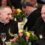 Msgr. Callaghan's leadership rooted in working-class Pennsylvania, gold-leafed Rome