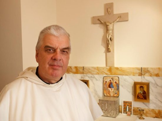 Father Wojciech Giertych says contraception feeds violence against women, papal theologian says