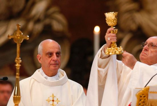 Archbishop Fisichella said the pope's revision of the Catechism of the Catholic Church to assert that capital punishment is inadmissible shows how the church can grow in its understanding of the basic tenents of faith.