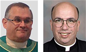 The Philadelphia Archdiocese  announced Aug. 19 following Masses at the parishes they most recently served.