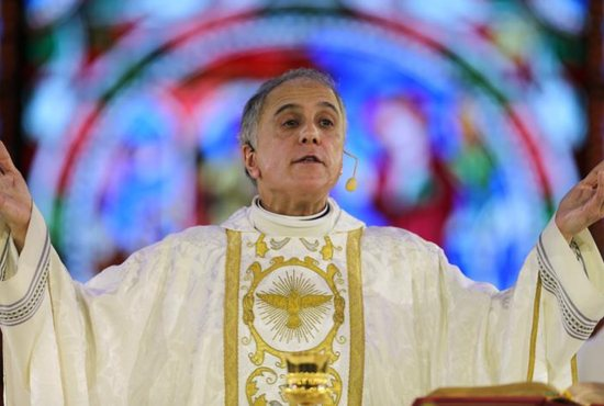 Cardinal Daniel DiNardo of Galveston-Houston, president of the U.S. Conference of Catholic Bishops