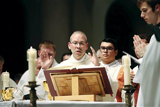 Bishop-elect Juan Miguel Betancourt Torres