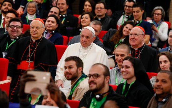 The Synod of Bishops on young people, the faith and vocational discernment will take place Oct. 3-28 at the Vatican.