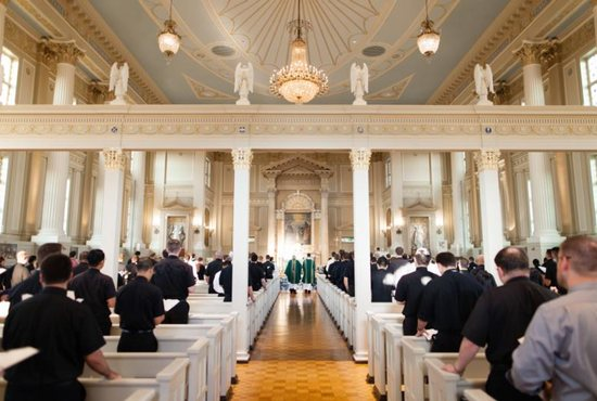 More than 200 seminarians from 34 dioceses study at the seminary on their path to the priesthood. The U.S. bishops will start 2019 with a spiritual retreat Jan. 2-8 at Mundelein to pray and reflect on the important matters facing the Catholic Church such as the abuse crisis.