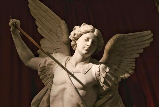 In response to the church's abuse crisis, some pastors have asked their parishioners to say the prayer to St. Michael the Archangel at the end of Mass and some bishops have urged that all diocesan parishes recite the prayer.