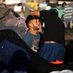 As caravan concerns rise, bishops urge respect, compassion for migrants