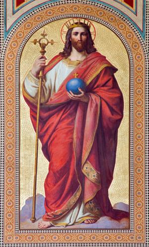 Jesus, King of the Universe