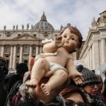 True Christmas celebrates Jesus, who is tender, humble, pope says