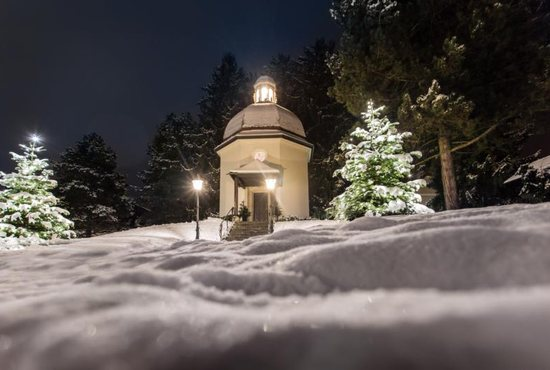 "The Silent Night Chapel, which is in the town of Oberndorf in the Austrian state of Salzburg, is a monument to the Christmas carol ""Silent Night."" The chapel stands on the site of the former St. Nicholas Church, where on Christmas Eve in 1818 the carol was performed for the first time."
