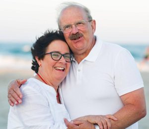 Julie Boerio-Goates and her husband, Steve Goates, of Orem, Utah, have been married for 42 years. Julie is a committed Catholic who is active in diocesan and parish ministries in the Salt Lake City Diocese, and Steve is just as active in the Church of Jesus Christ of Latter-day Saints.