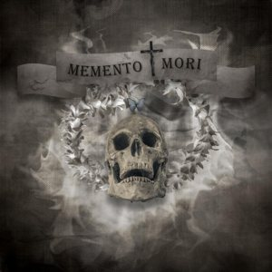 This is a photo illustration depicting memento mori, a reminder of one's death. The Lenten devotional was designed by Sister Theresa Aletheia Noble to help others meditate on the moments of their lives and ultimately remember Christians hope in the Resurrection -- made possible through Christ's victory over sin and death.
