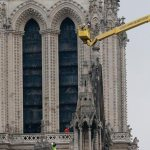 Hope from the ashes: President, archbishop vow to rebuild Notre Dame