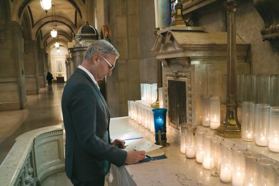 Notre Dame Cathedral fire a reminder of need for sacred