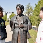 Youths expand civil rights perspective with trip to national memorials