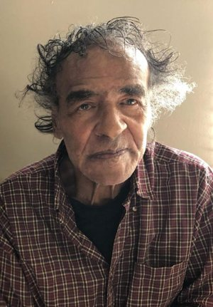 """William """"Paco"""" Pryor is seen in this undated photo. Homeless, he lived for more than 20 years behind the SS. Peter and Paul Cathedral in Indianapolis. He died in a nursing home April 3, 2019, at age 74."""