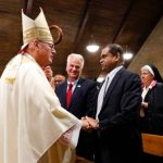 New York cardinal celebrates Mass for Sri Lanka victims and families
