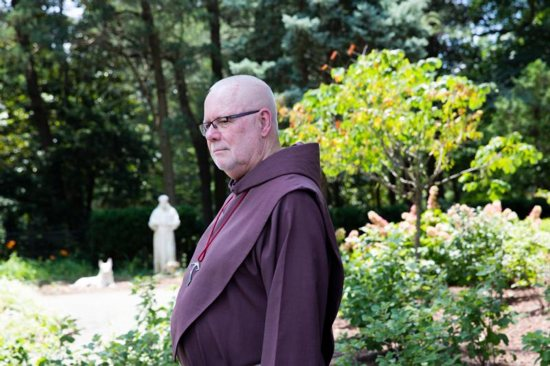 Franciscan Father Jim Gardiner