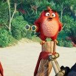 The Angry Birds Movie 2 — A-II (PG)