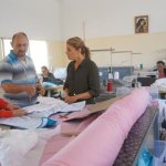 Jordanian priest helps Iraqi refugees get work at parish-based project