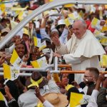 Nitty-gritty ministry: Pope in Africa applies Gospel to real life