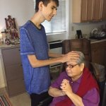 Teen spends final days reaching out to vulnerable, poor on city streets