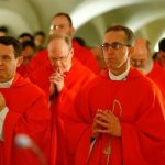Bishops begin 'ad limina' visit with reflection on being 'rock' of faith