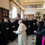 Papal advice: Hail Marys and humor