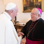 Archbishop Chaput retires; pope names Bishop Perez successor