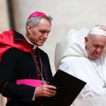 Archbishop Ganswein not on leave of absence, Vatican says