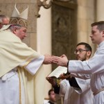 For new priests, Mass attendees, ordination 'a day of grace'