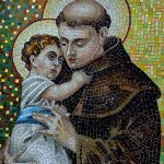 St. Anthony of Padua still inspirational model for today, pope says