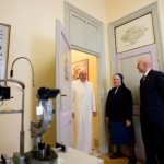Vatican reopens clinic, offers museums' visits to health workers