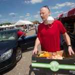 One man's faith moves mountains of food to south Minneapolis
