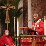 Archbishop says nation is at 'pivotal juncture' in racial justice struggle