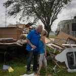 Dioceses in Hurricane Laura's path report damage, but hard to gauge for now
