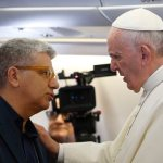Intended as inclusive, encyclical title will be in Italian, official says