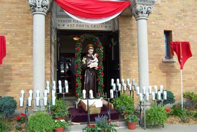 St Anthony of padua pic for pg 6