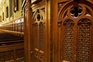 doors pews