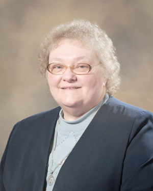 Making a  difference in the Diocese of  Syracuse: Sister Frances Kowalski